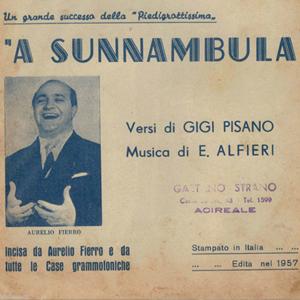 A sunnambula