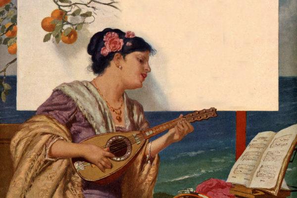 Cantare in napoletano