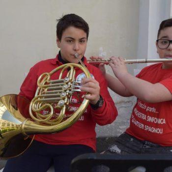 L'Orchestra Sinfonica del Quartieri Spagnoli