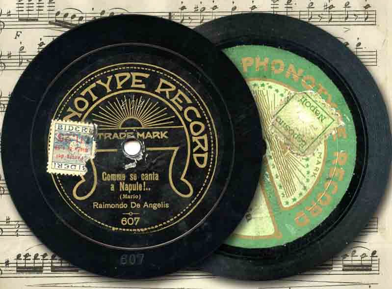 Phonotype record