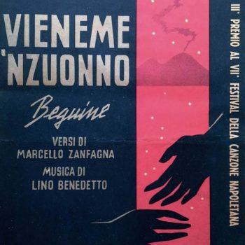 Sergio Bruni Vieneme 'nzuonno