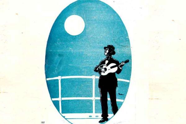Canzoni napoletane dedicate alle luna