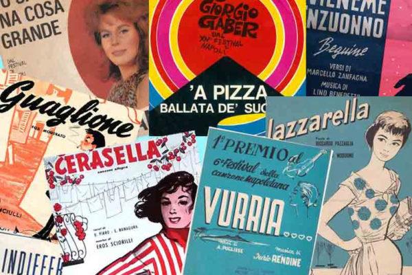 Canzoni del Festival di Napoli